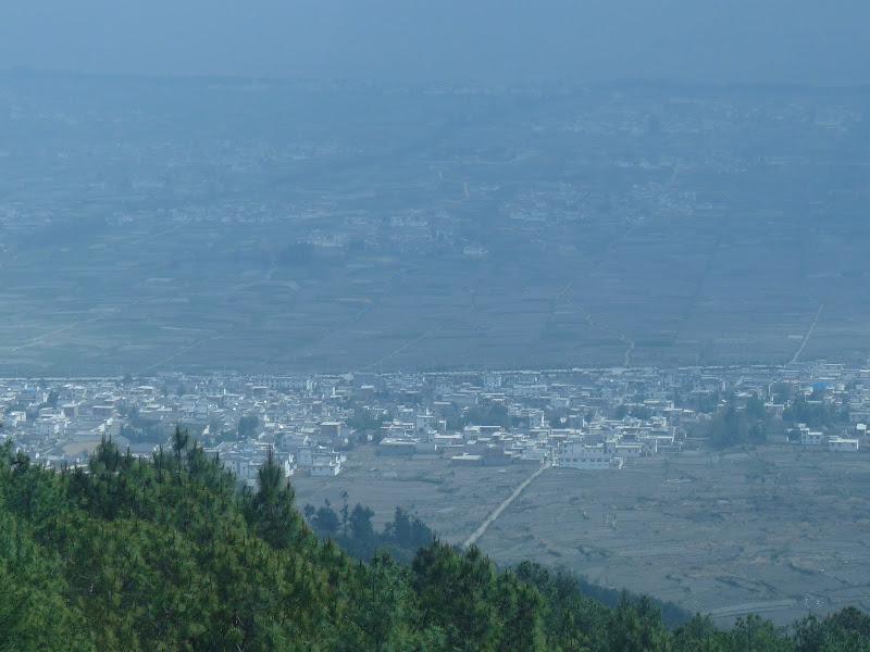 Chine .Yunnan. Dali ,petite randonnée au temple de Zhong he 3 - P1170577.JPG