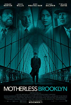 Free Download Motherless Brooklyn (2019) BluRay