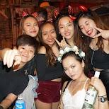 cute HK girls at LKF, in Hong Kong in Hong Kong, , Hong Kong SAR