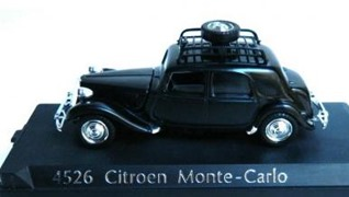 4526 Citroën Traction Monte-Carlo 1952