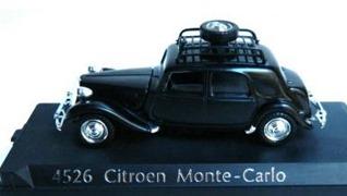 4526 Citroën Traction Monte-Carlo 1952