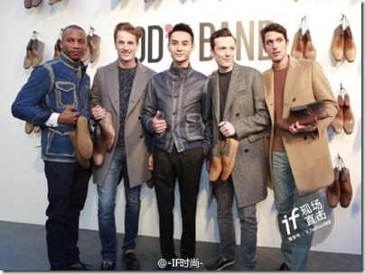 2016.01.17 Wang Kai X Milan Fashion Week AF16 X TODs 王凱 2016秋冬男裝週 13