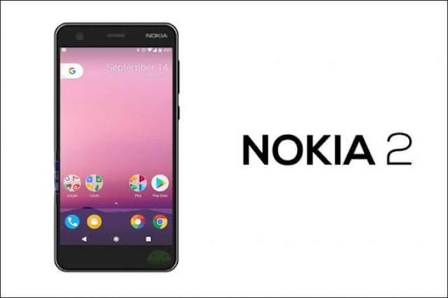 شركة نوكيا تكشف عن هاتف Nokik 2 بمواصفات متوسطة وسعر منخفض