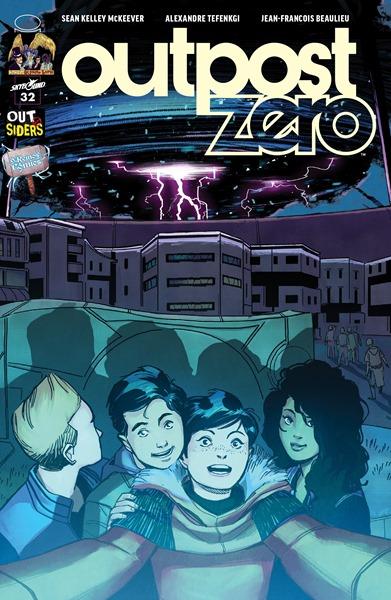 Outpost Zero 001-000