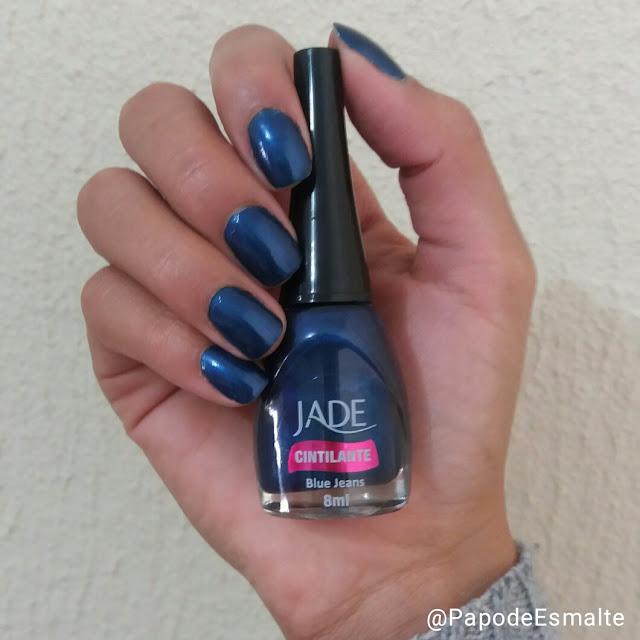 Esmalte Blue Jeans - Esmaltes Jade
