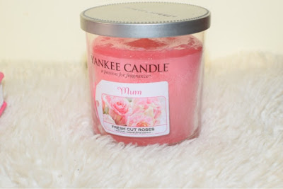 Yankee Candle Fresh Cut Roses - Mothers Day