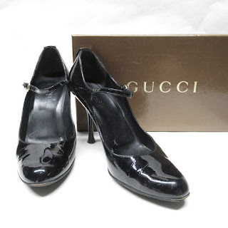 Gucci Mary Jane Pumps