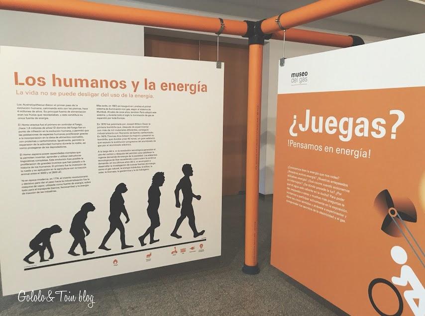 Exposición temporal en la Casa de las Ciencias de Logroño