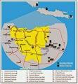 Peta Proyek Metropolitan Land