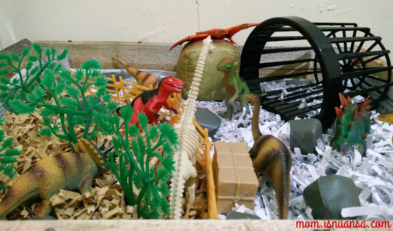 Dinosaurus Land