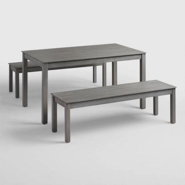 San Pedro outdoor table set