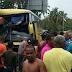 Autobús de Caribe Tours contra una vivienda en Samaná