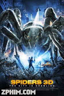 Nhện Khổng Lồ - Spiders (2013) Poster