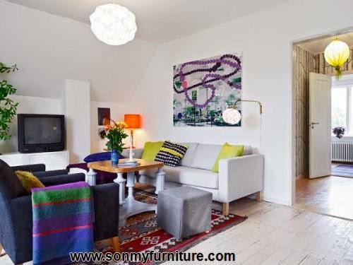 Ý tưởng thiết kế nội thất Bắc Âu cho nhà đẹp-4