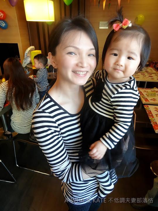 【小布妹成長日記】表妹小茉莉滿週歲~周歲生日派對麥當勞抓週趴!
