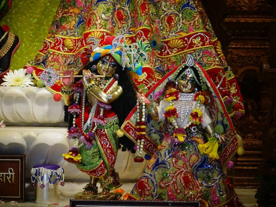 ISKCON GEV Deity Darshan 20 Jan 2017 (20)