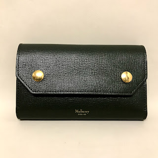 Mulberry Summer '17 Show Ticket and Notepad Case
