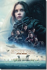 Rogue One A Star Wars Story - poster