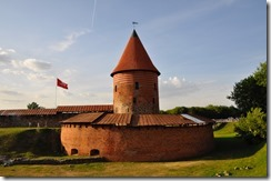 3 kaunas le chateau fort