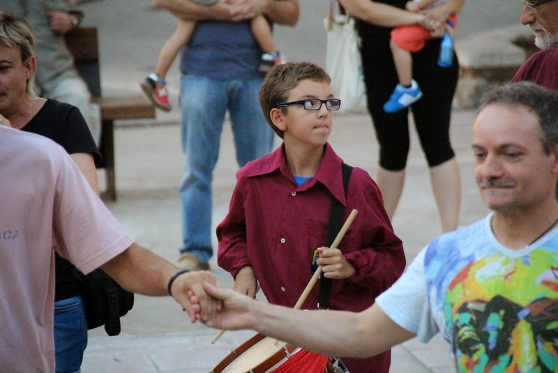 Festa infantil i taller balls tradicionals a Sant Llorenç  20-09-14 - IMG_4434.jpg