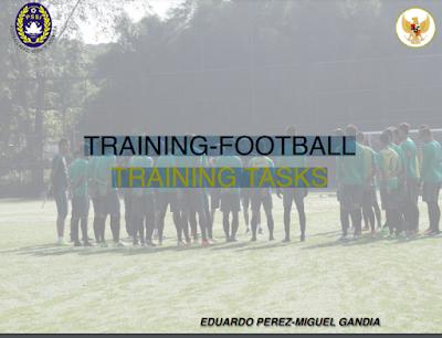 TRAINING-FOOTBALL TRAINING TASKS PDF