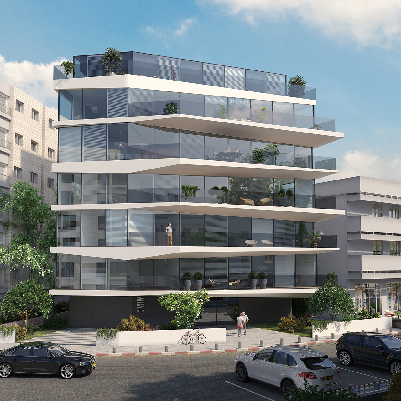 צעיר פרויקטים חדשים בתל אביב - פרויקט תל אביב KW-91