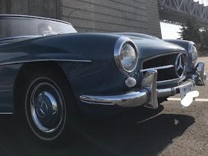 190SL  190sl   1958年のカスタム事例画像 しゅうさんの2019年07月28日10:51の投稿