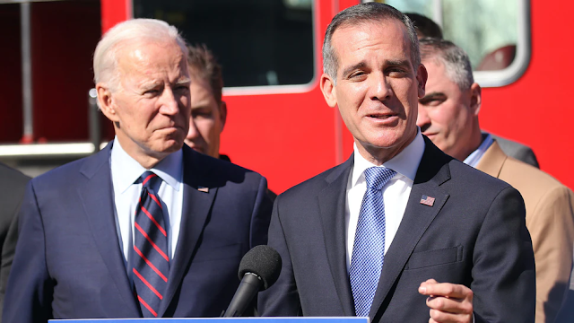 Sex Scandal Rocks L.A. Democrat Mayor Eric Garcetti, Laughed After Witnessing Misconduct, Failed To Take Action: Report