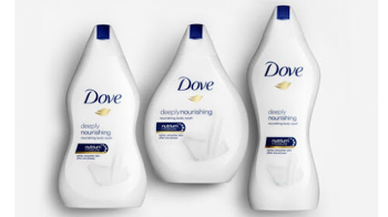 Dove: a conversation about bottle shapes