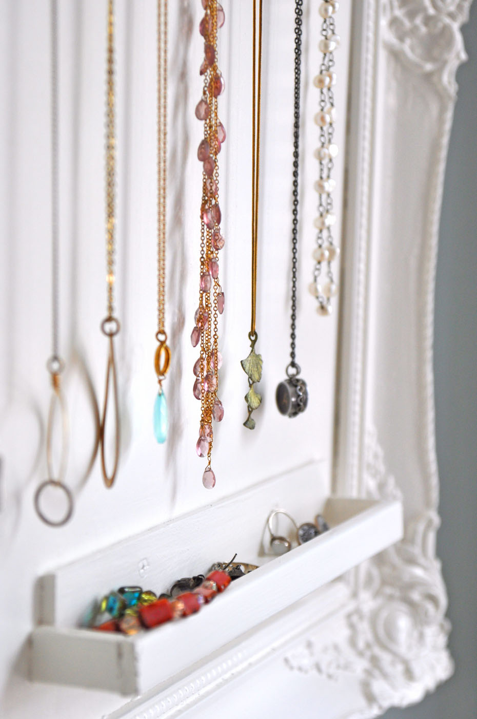 Do it yourself jewelry storage solutioingenieria