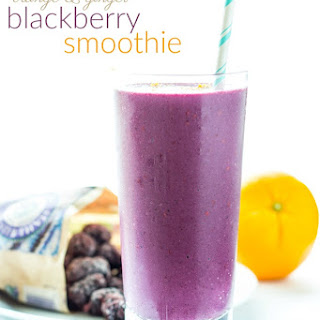 Blackberry Smoothie Orange Juice Recipes.