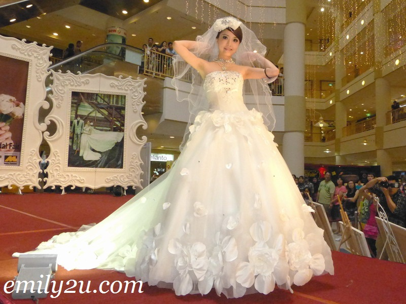 'Multi-Million Ringgit Bridal Fair' Bridal Wear Fashion Show