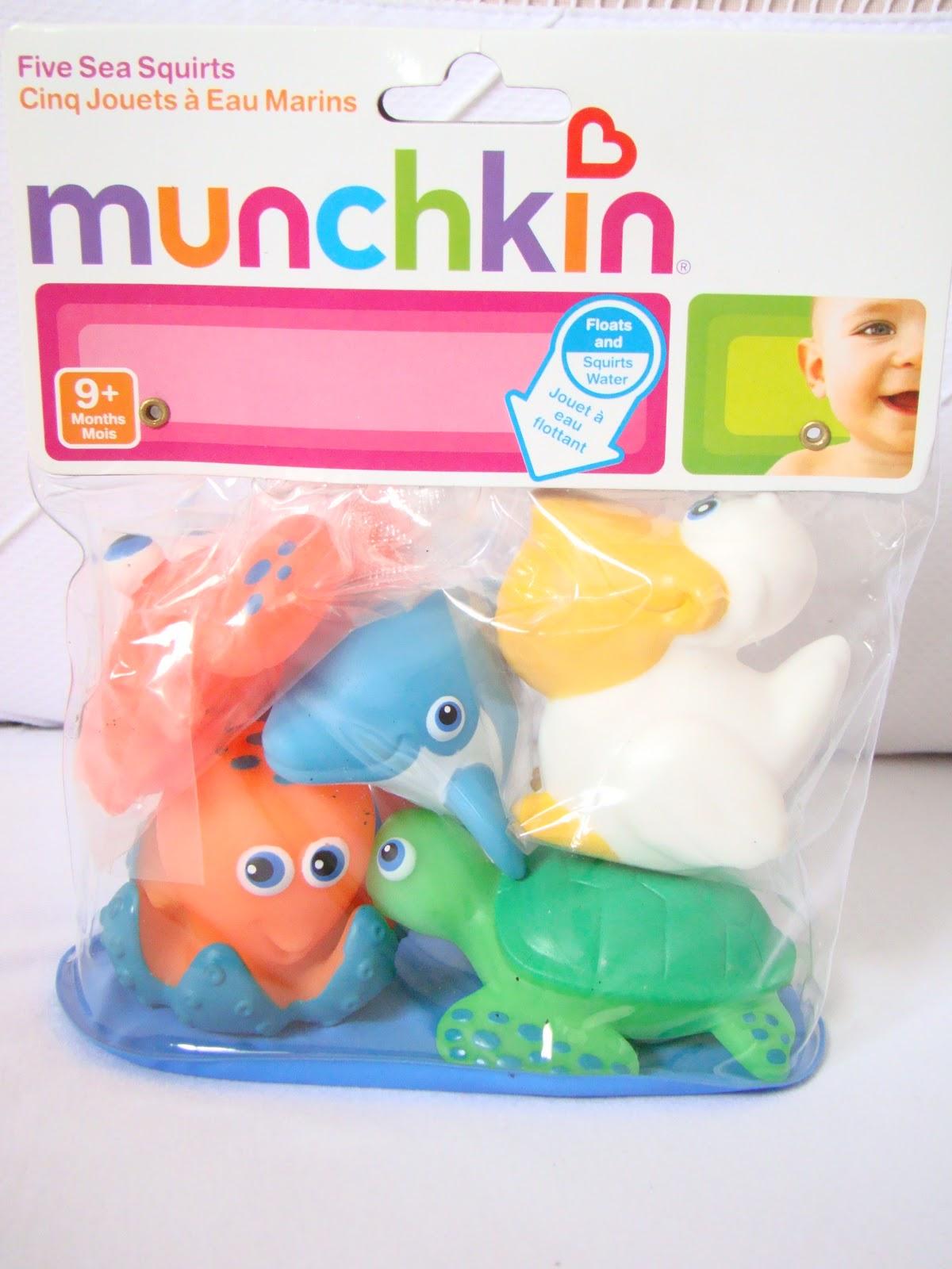 Bichinhos para Banho Munchkin Vida Materna #BF750C 1200x1600