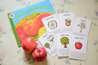 Life Cycle of an Apple Preschool Unit