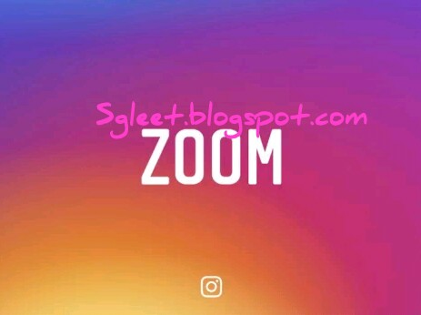 YOU CAN NOW ZOOM IN VIDEO AND PICTURES ON INSTAGRAM