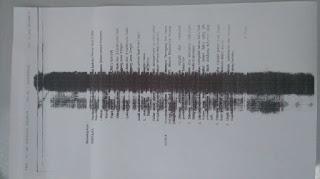 cara atasi noda mesin fax
