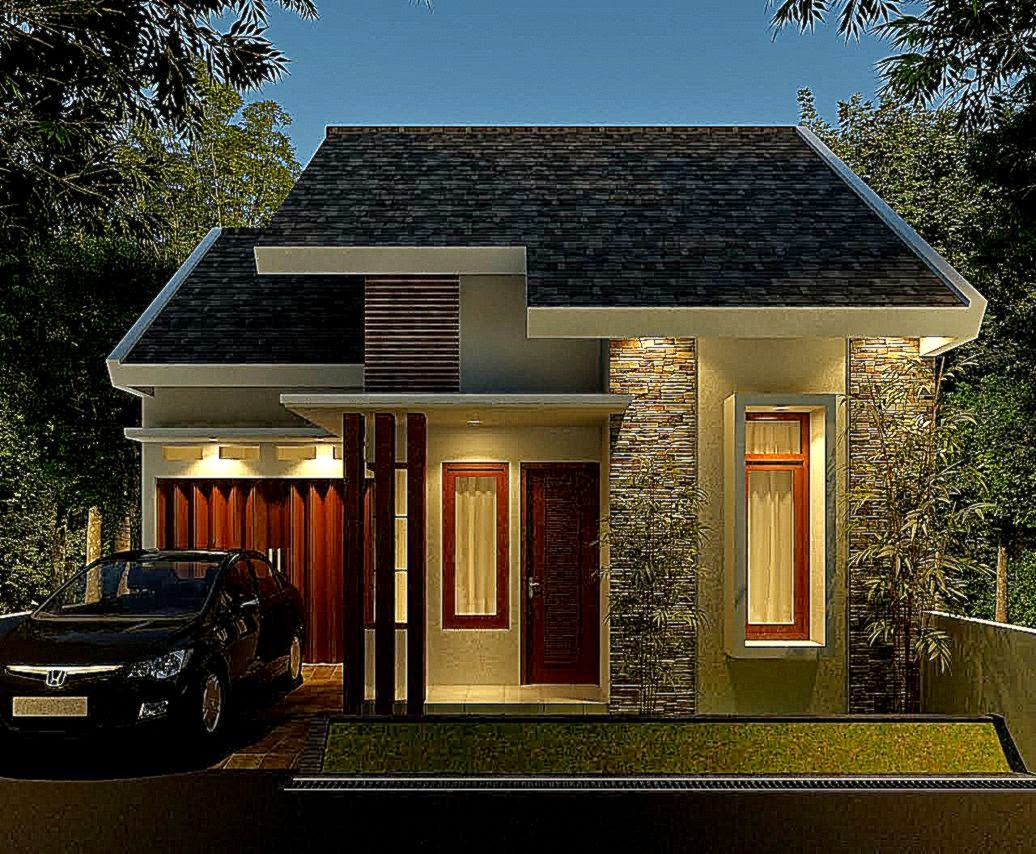 Foto Desain Rumah Sederhana Minimalis