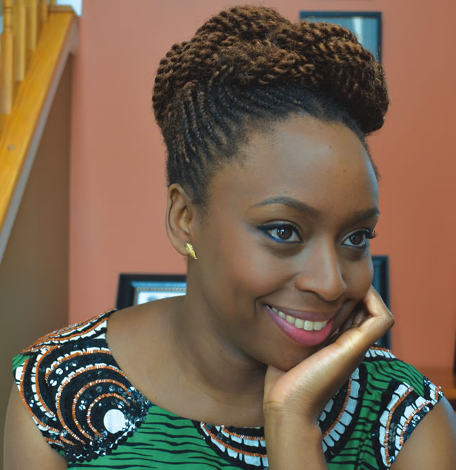 'I Am Not A Fan Of Bride Price, We Should Get Rid Of It' – Chimamanda Adichie