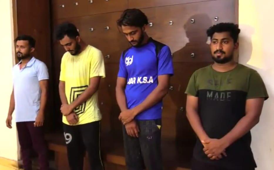 Mangalore- ಮಾಸ್ಕ್ ಹಾಕಲು ಹೇಳಿದ್ದಕ್ಕೆ  ಪಿಡಿಒ ಮೇಲೆ ಹಲ್ಲೆ ಪ್ರಕರಣ: 4 ಆರೋಪಿಗಳ ಬಂಧನ