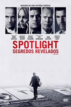 Capa Spotlight – Segredos Revelados (2015) Dublado Torrent