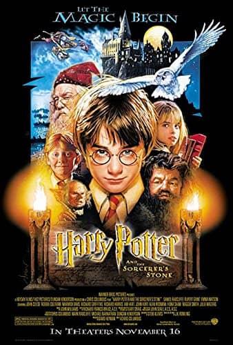 Harry Potter 1: Harry Potter Và Hòn Đá Phù Thủy