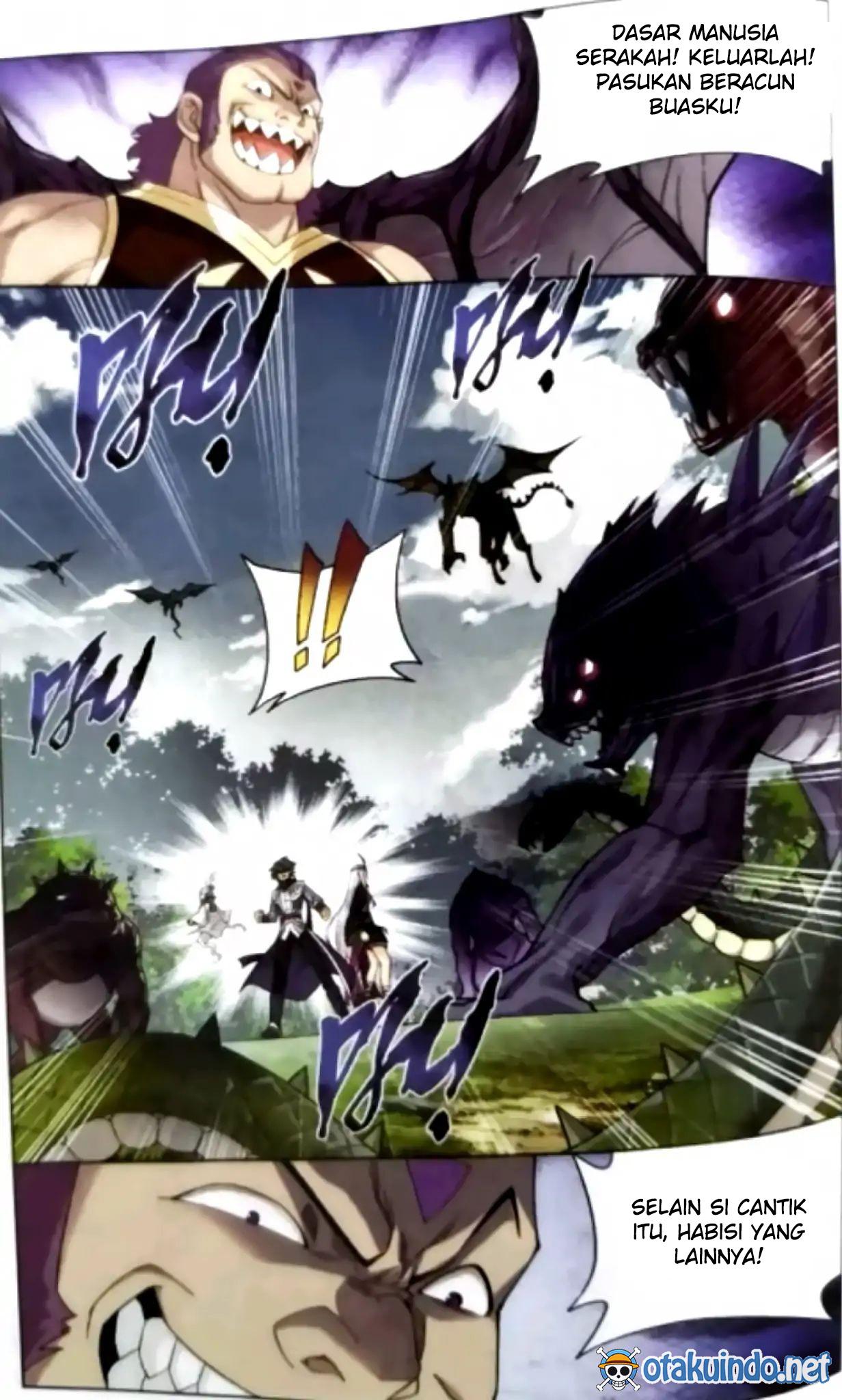 Battle Through Heaven Chapter 251-15