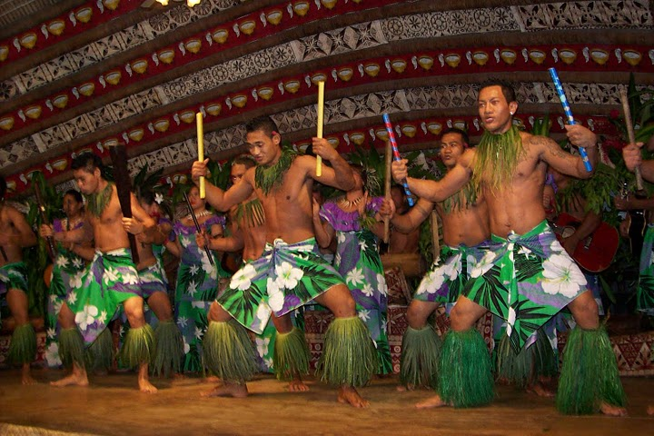 Samoan Slap Dance