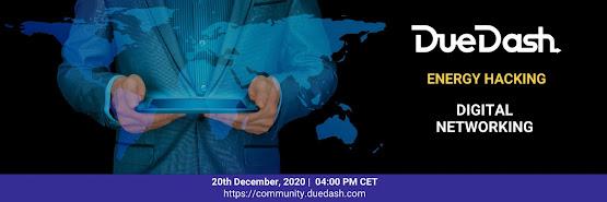 DueDash Digital Networking: Energy Hacking