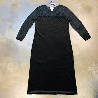 Diane von Furstenberg Velvet Dress
