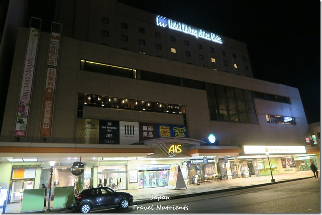 秋田 秋田車站東橫inn (7)