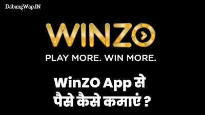WinZO App: Play Games & Win Real Cash Daily