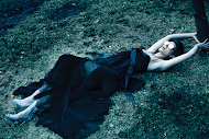 Fashion editorial featuring looks from Alexandre Vauthier, Swarovski and Rene Caovilla.