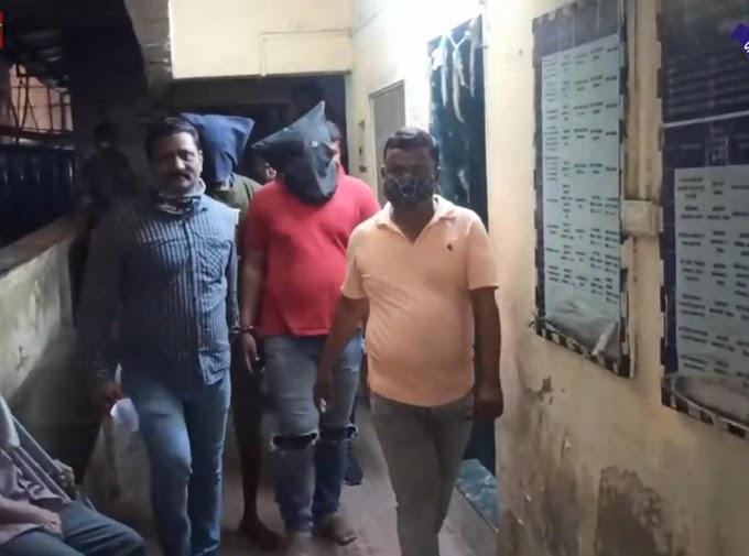 Mumbai ke Nala Sopara May Mila Cocaine
