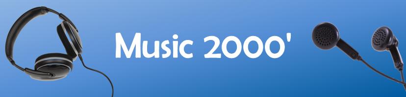 Music 2000's